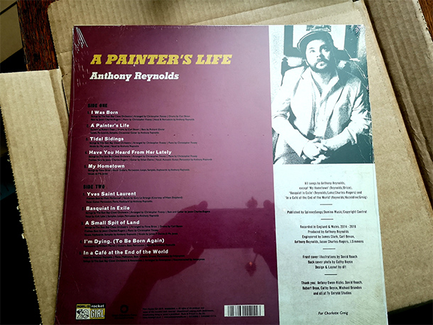 A Painter's life cover